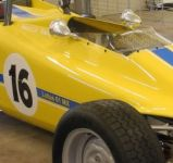 The Lotus before it was damaged